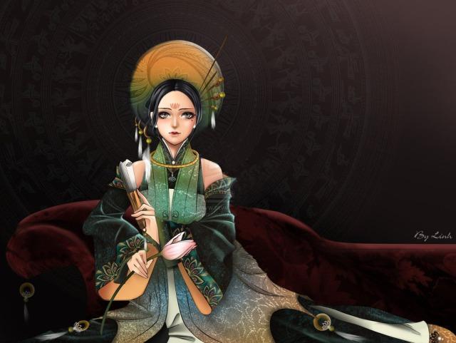 ao_dai Linh Nguyen