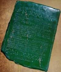 green tablet