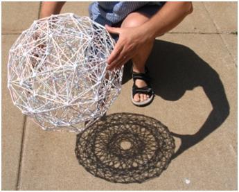 spherical toy