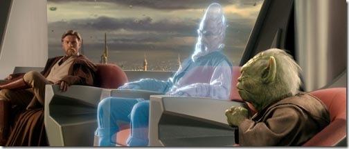StarWars Hologram