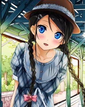 anime girl 12