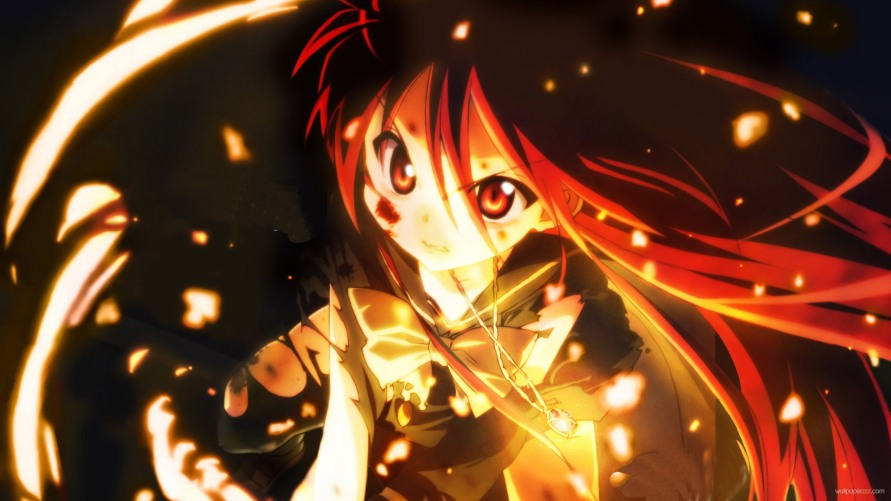 Dna and evolution super humans thoughts of a taoist babe - Anime girls with fire ...