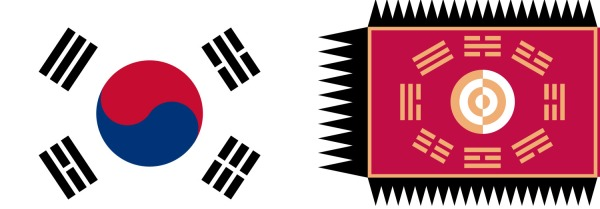 koreanflags