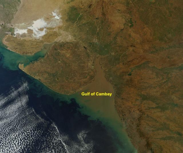 gulf of cambay