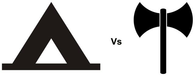 tents vs ax