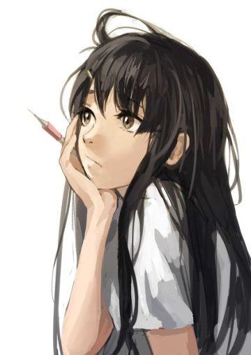 PencilGirl