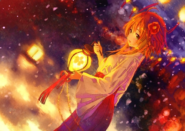 lanternGirl