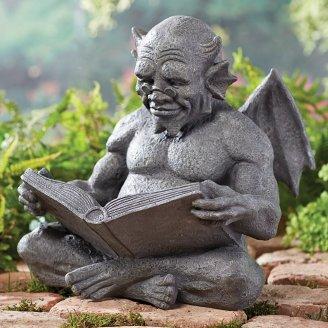 readingGargoyle