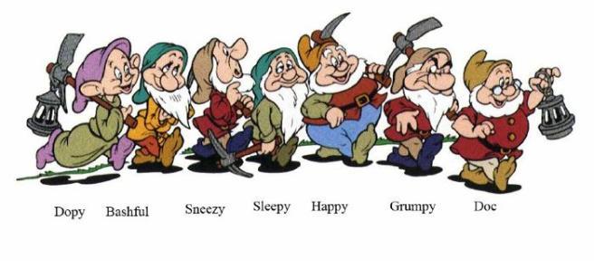 dwarfs