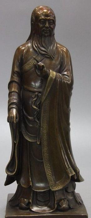 Lao-tzu-Statue