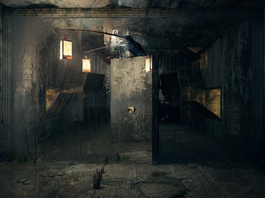 mirrors_door_by_andreybobir