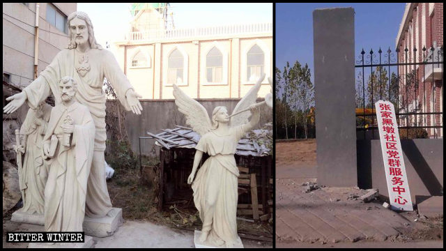 All-statues-have-been-removed-from-the-church