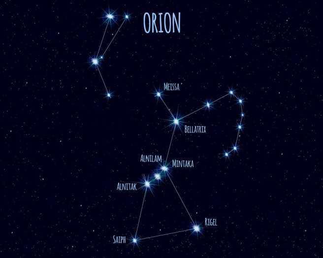 orion-noBetelgeuse